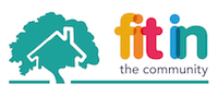 Fit In The Community Logo